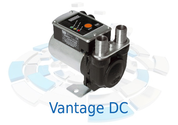 The all new DC pump for plant equipment featuring new innovations in design and compact in size, incorporating a new level of pump intelligence allowing the pump to monitor its own activity and performance.
