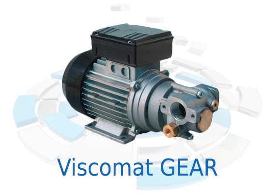 VISCOMAT gear pumps have been designed as modern, effective solutions for the various requirements of pumping oils and lubricants.
