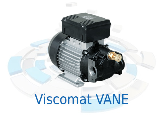 VISCOMAT is a family of internal profile vane pumps designed as modern, effective solutions for the various requirements of pumping oils and lubricants.