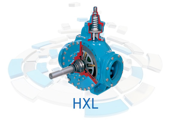 Designed for high volume transfer of non-corrosive liquids ranging in viscosity from thin solvents to heavy oils and molasses. HXL pumps are specially suited for barge, ship and terminal operations where their self-priming and high suction lift capabilities enable them to strip tanks and barges clean.